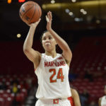 While Others Star, Stephanie Jones The Glue For Maryland Women's Basketball