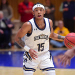 Baltimore Native Damian Chong Qui Proving Himself With Mount St. Mary's Men's Basketball