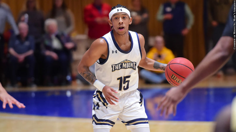 Mount St. Mary's Basketball 2020: Damian Chong Qui
