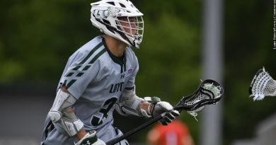 2020 Loyola Lacrosse: Kevin Lindley