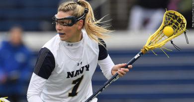 Navy Women's Lacrosse 2020: Kelly Larkin
