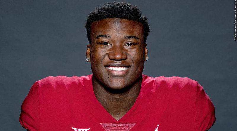 NFL Draft 2020: Kenneth Murray (Photo Credit: Courtesy of Oklahoma Athletics)