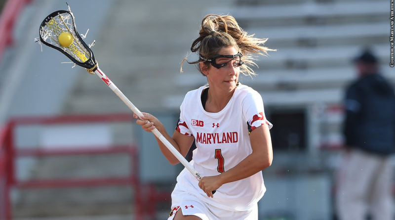 Maryland Women's Lacrosse 2020: Brindi Griffin