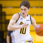 10 Questions With Towson Tigers Guard Jason Gibson