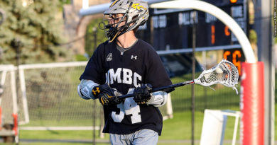 2020 UMBC Lacrosse: Ryan Frawley