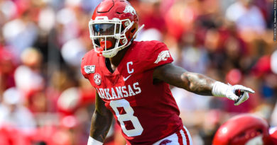 NFL Draft 2020: De'Jon Harris