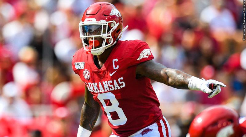 NFL Draft 2020: De'Jon Harris