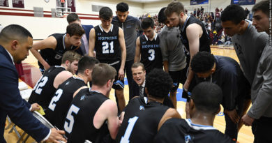 Johns Hopkins Basketball 2020: Josh Loeffler