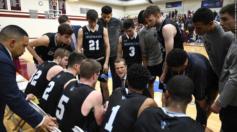 Johns Hopkins Basketball 2020: Josh Loeffler