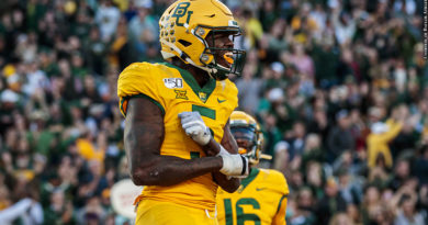 NFL Draft 2020: Denzel Mims