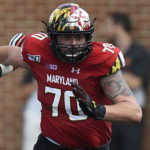 After 'Roller Coaster' Career At Maryland, OL Sean Christie Eyes Next Level