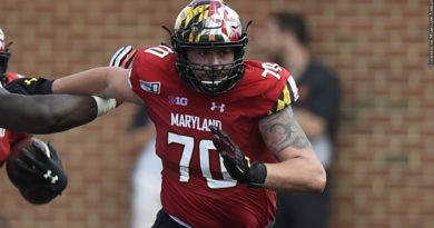 Maryland Terps Football 2019: Sean Christie