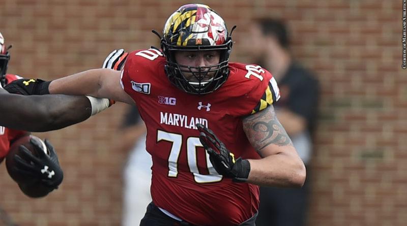 Maryland Terps Football 2019: Sean Christie