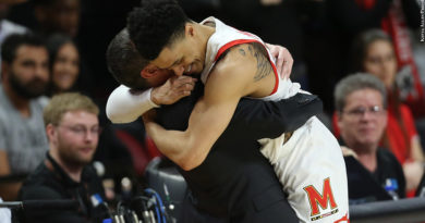 Mark Turgeon, Anthony Cowan