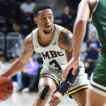 For Former UMBC Hoops Star K.J. Jackson, Romania Represents Next Step In Life