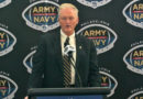 2020 Army-Navy Game To Be Played At West Point