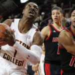 Boston College Transfer Jairus Hamilton On Why He Chose Maryland
