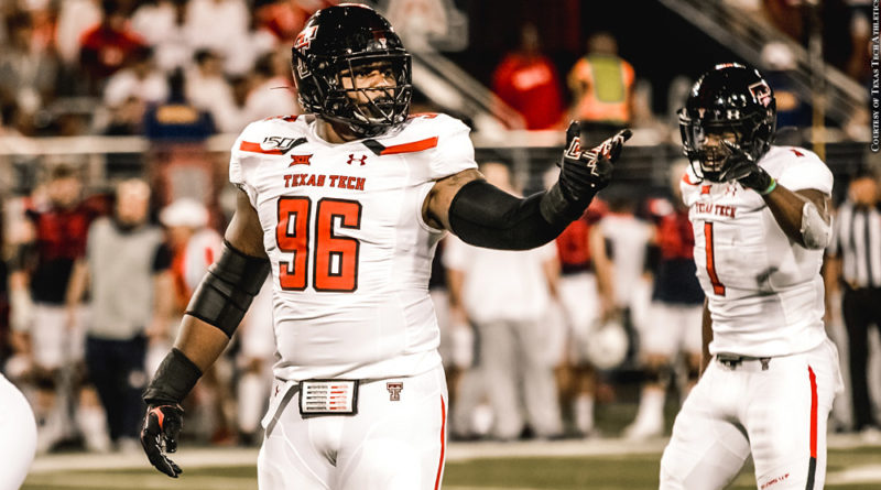 NFL Draft 2020: Broderick Washington