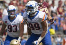 Boise State's Curtis Weaver Would Be Excited To Join Ravens' Super Bowl Push