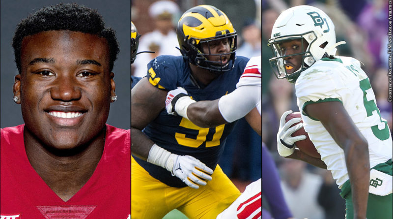 NFL Draft 2020: Kenneth Murray, Cesar Ruiz, Denzel Mims