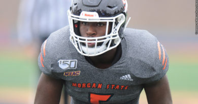 Morgan State Football 2019: Ian McBorrough
