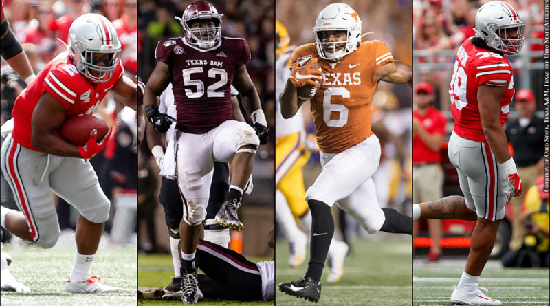 NFL Draft 2020: Ravens' Day 2 Picks J.K. Dobbins Justin Madubuike, Devin Duvernay and Malik Harrison