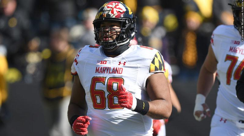 Maryland Terps Football 2019: Ellis McKennie