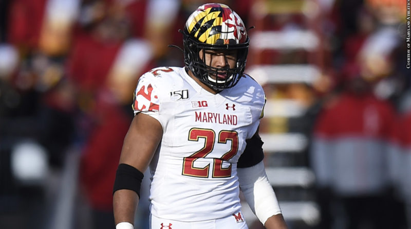 Maryland Terps Football 2019: Isaiah Davis