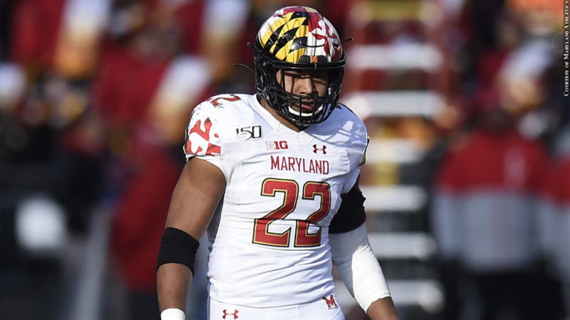 Maryland Terps Football 2019: Isaiah Davis