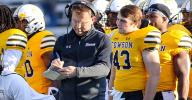 Towson Football 2019: Rob Ambrose