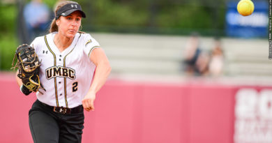 UMBC Softball: Kenndey Lamb