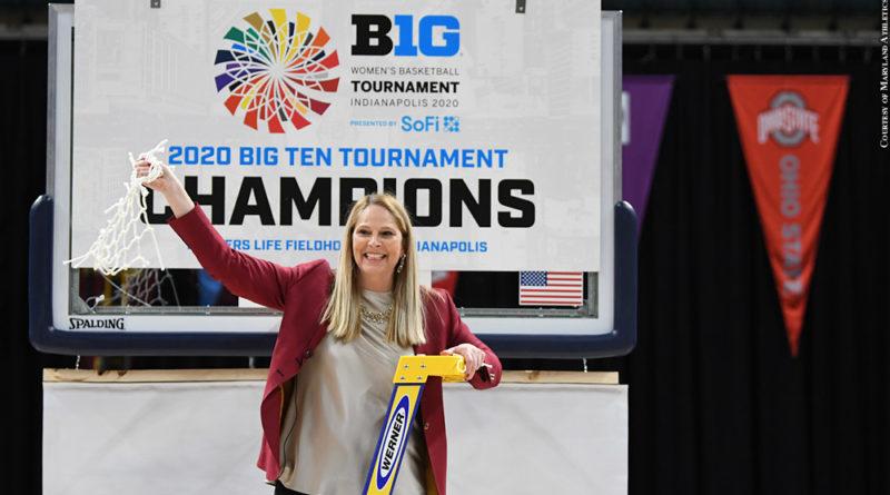 Maryland Women's Basketball: Brenda Frese