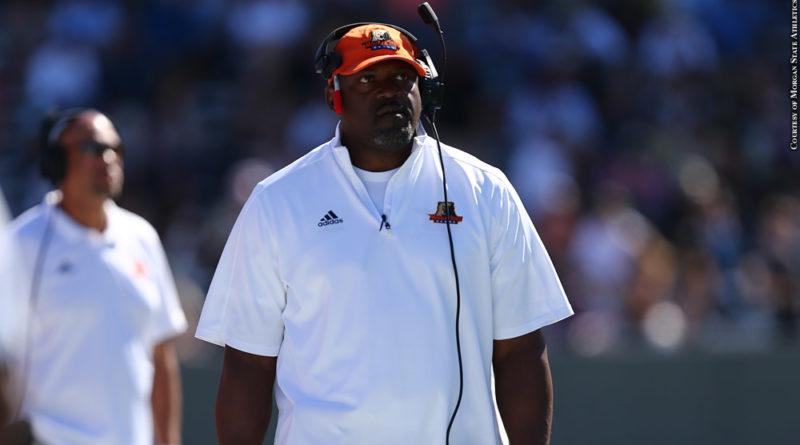 Morgan State Football: Tyrone Wheatley