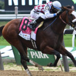 After Belmont Win, Tiz The Law Jockey Manny Franco Staying In The Moment