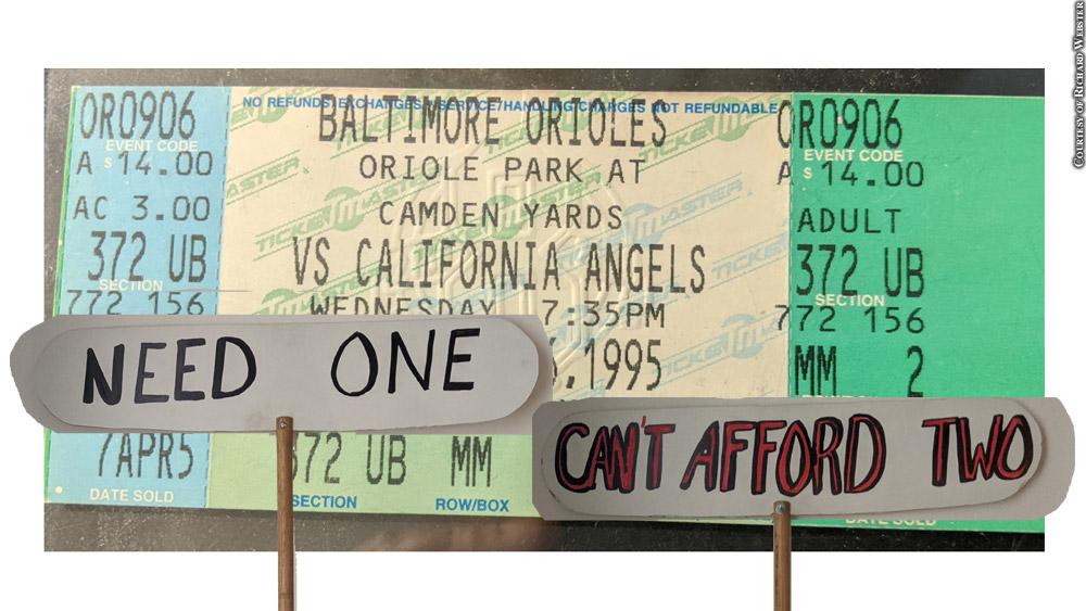 C.T. Webster's broomsticks and Richard Webster's $285 ticket