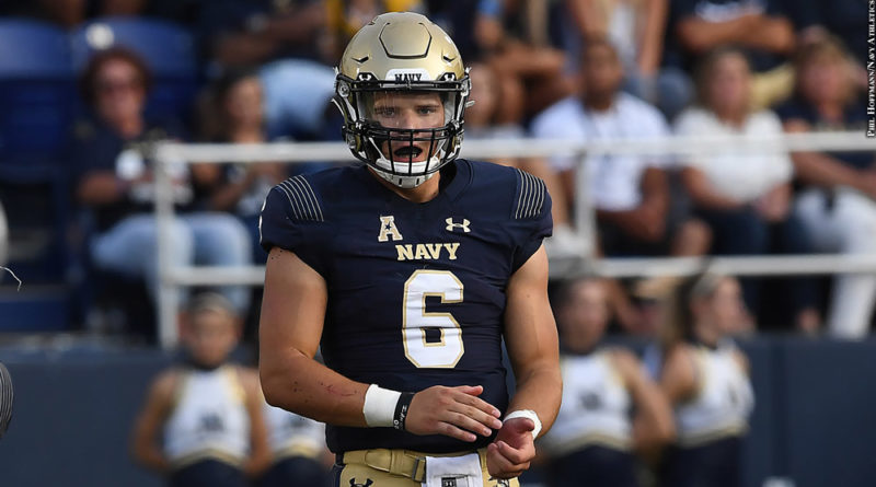 Navy Football: Perry Olsen