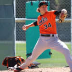 Orioles Prospect Isaac Mattson Focused On Developing Off-Speed Pitches