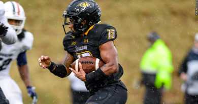 Towson Football: Shane Simpson