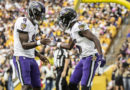 Faster Friends: From South Florida To NFL For Ravens Lamar Jackson And Marquise Brown