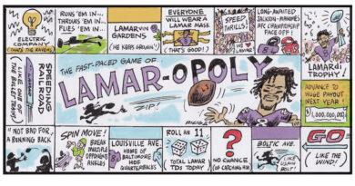 Ricig: Lamar-Opoly