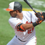 Anthony Santander Named 2020 Most Valuable Oriole