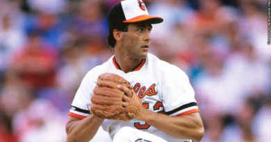 Orioles: Mike Boddicker