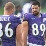 Ravens TE Mark Andrews: Nick Boyle, Practicing Again, Is 'The Type Of Guy We Need'
