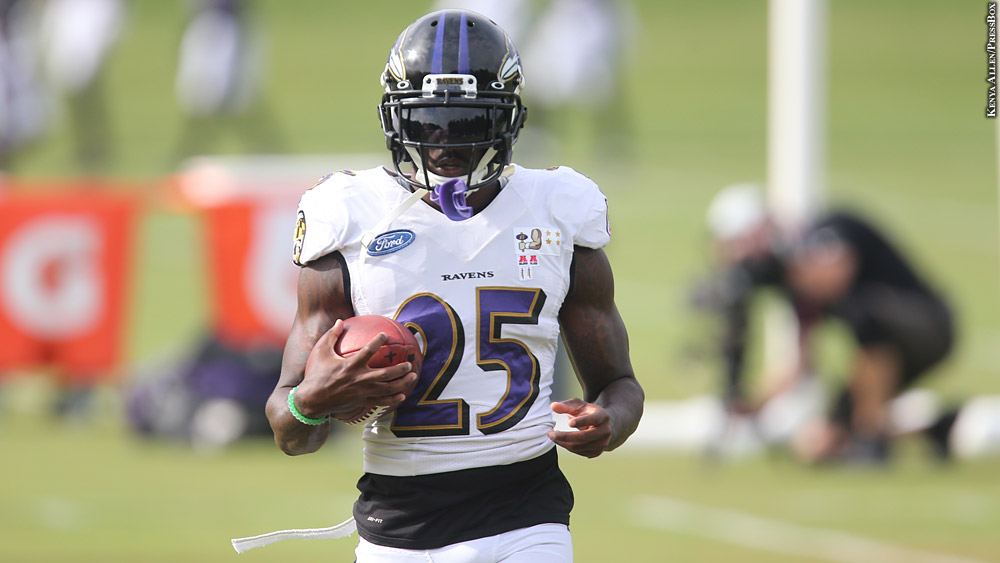 For Ravens CB Tavon Young, 'A Blessing' To Be Healthy And Playing ...