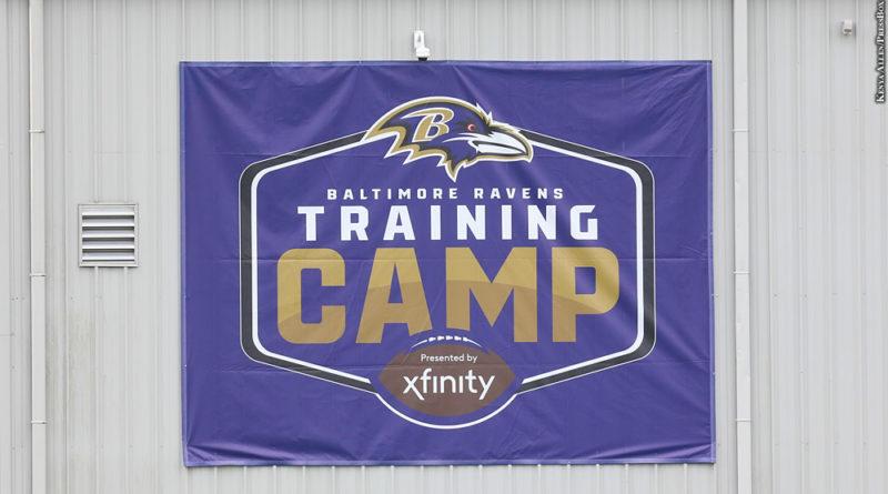 Ravens Training Camp 2020