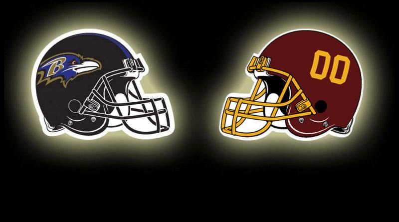 Ravens vs. Washington
