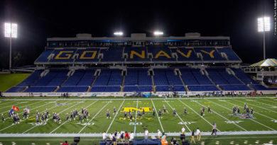 Navy Football 2020: Navy vs. BYU
