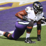 Ravens LT Ronnie Stanley Listed As Questionable But Expected To Play Vs. Texans