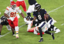 With Chiefs Looming, Ravens QB Lamar Jackson Not Dwelling On Past Losses To Kansas City