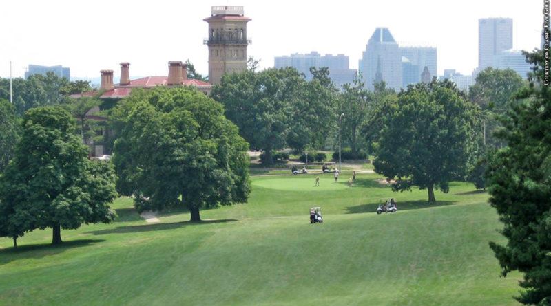 Clifton Park golf course
